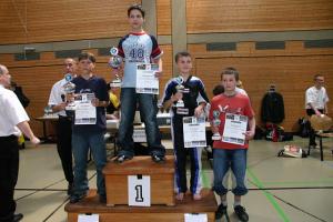 Bayerische Meisterschaft 06.05.2006