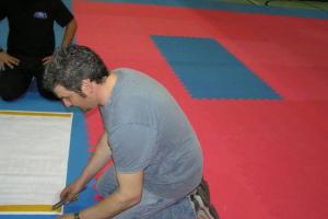 Bayerische Meisterschaft 24.03.2007 - Roland Kubin