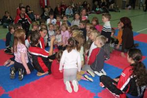 Kampfkatzen Schnupperstunde 28.02.2007