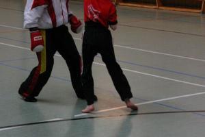 Training mit Sven Kirsten 09.05.2008