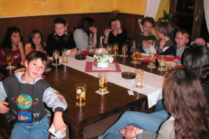 Weihnachtsfeier 02.12.2006