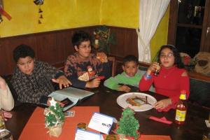Weihnachtsfeier 29.11.2008