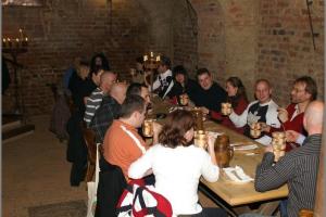 Weihnachtsfeier Ritteressen 01.12.2007